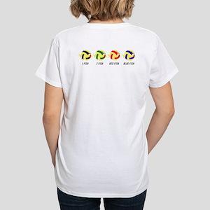 1Fish, 2Fish... - Women's V-Neck T-Shirt