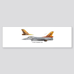 bafTiger06 Bumper Sticker