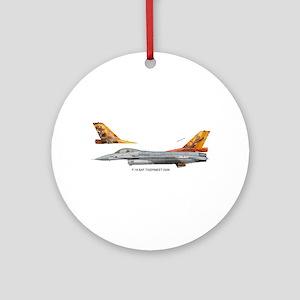 bafTiger06 Ornament (Round)