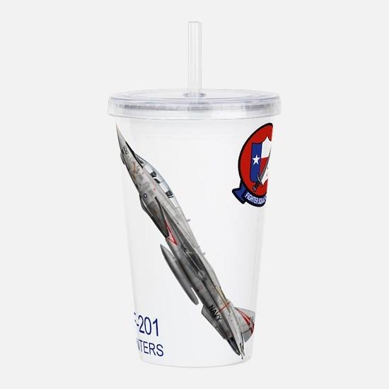 Naval aviator wings Acrylic Double-wall Tumbler