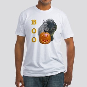 Bouvier Boo Fitted T-Shirt