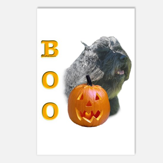 Bouvier Boo Postcards (Package of 8)
