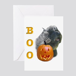 Bouvier Boo Greeting Cards (Pk of 10)