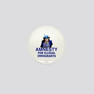 Amnesty Mini Button