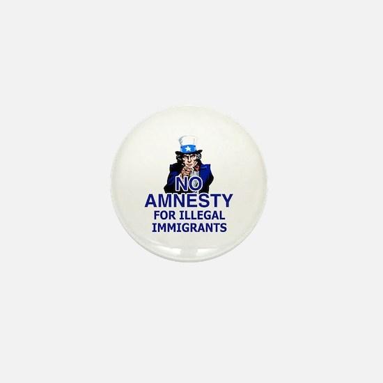 Amnesty Mini Button