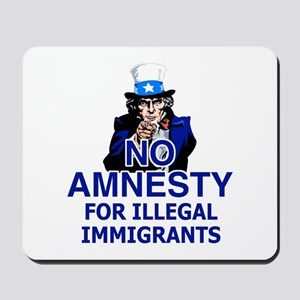 Amnesty Mousepad