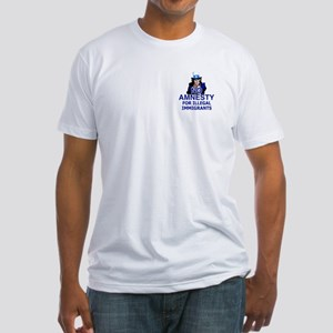 Amnesty Fitted T-Shirt