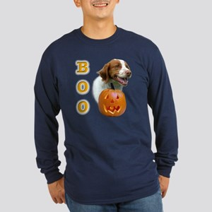 Brittany Boo Long Sleeve Dark T-Shirt
