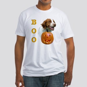 Brittany Boo Fitted T-Shirt