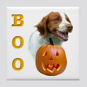 Brittany Boo Tile Coaster