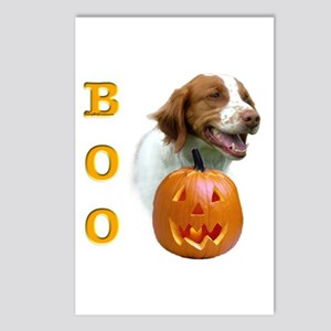 Brittany Boo Postcards (Package of 8)