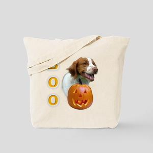 Brittany Boo Tote Bag
