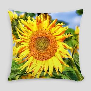Sunflower Master Pillow
