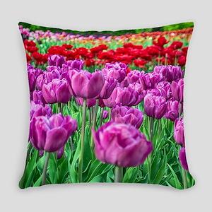 Tulip Field Master Pillow
