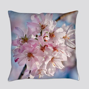 Japanese Cherry Blossoms Master Pillow