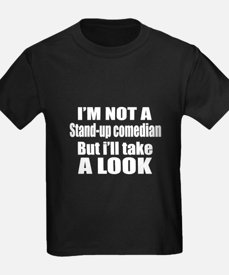 I Am Not Stand-up comedian T