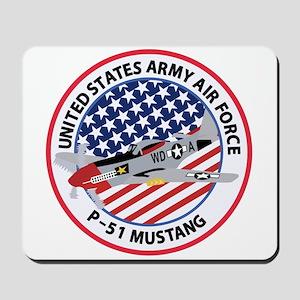 MUSTANG USAAF Mousepad