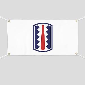 197 Infantry Brigade Banner