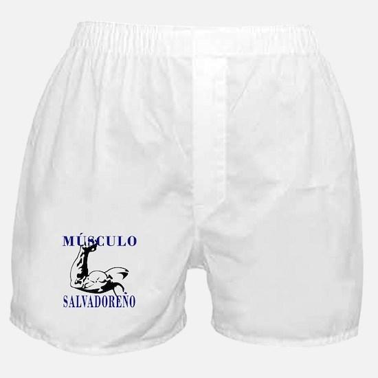 Músculo Salvadoreño Boxer Shorts