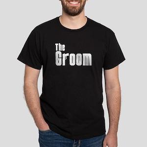 The Groom (Mafia) Dark T-Shirt