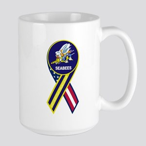 seabees_navy_patch Mugs