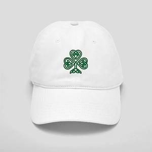 Celtic Shamrock Baseball Cap