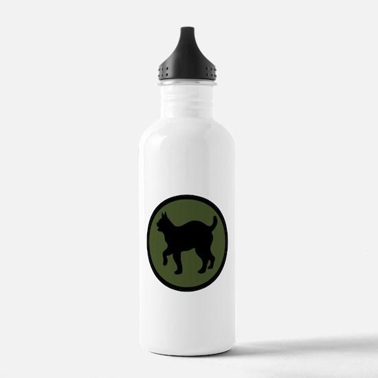 81st Infantry Division Water Bottle