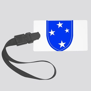 23 Infantry Division Large Luggage Tag
