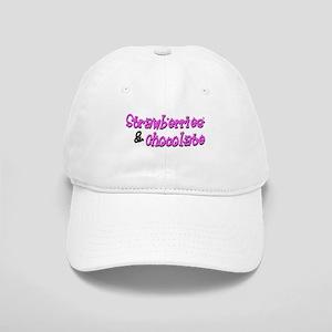 Strawberries and Chocolate Cap