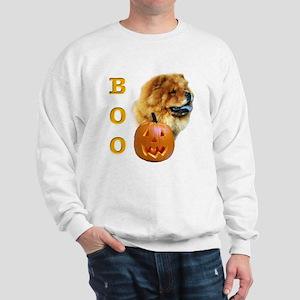 Chow Chow Boo Sweatshirt