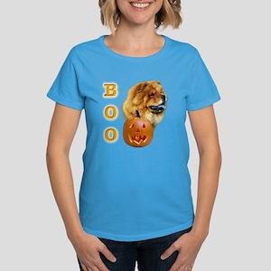 Chow Chow Boo Women's Dark T-Shirt