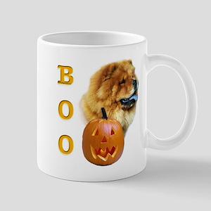 Chow Chow Boo Mug