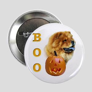 Chow Chow Boo Button
