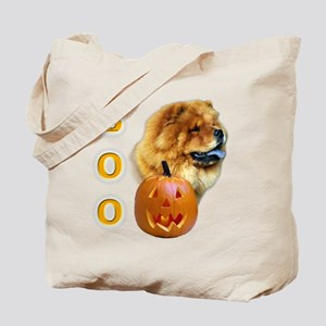 Chow Chow Boo Tote Bag