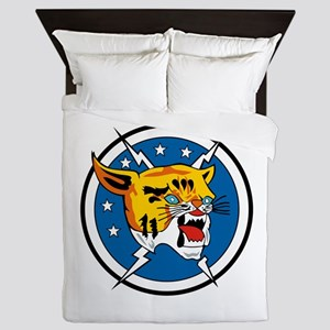 5th Fighter Interceptor Squadron Queen Duvet