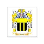Ginty Square Sticker 3