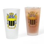 Ginty Drinking Glass