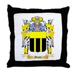 Ginty Throw Pillow