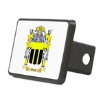 Ginty Rectangular Hitch Cover
