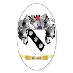 Ginnell Sticker (Oval)