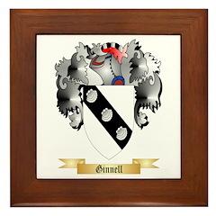 Ginnell Framed Tile