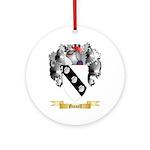 Ginnell Ornament (Round)