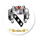 Ginly Round Car Magnet