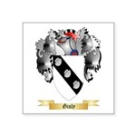 Ginly Square Sticker 3