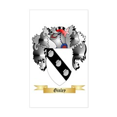 Ginley Sticker (Rectangle)