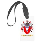 Gingrich Large Luggage Tag
