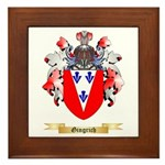 Gingrich Framed Tile