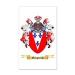 Gingerich 20x12 Wall Decal