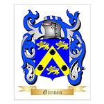 Gimson Small Poster
