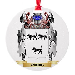 Giminez Ornament